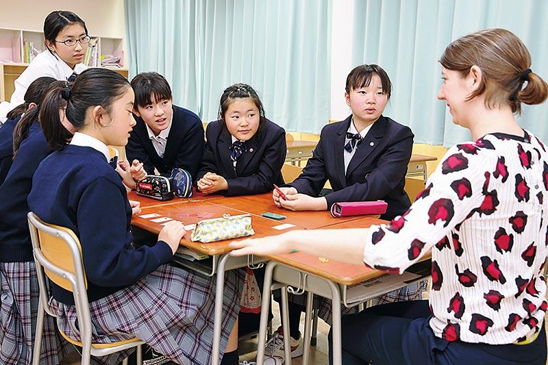 CHUOの英語教育